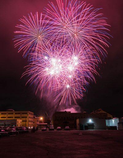 Vallejo Fireworks, Mare Isalnd