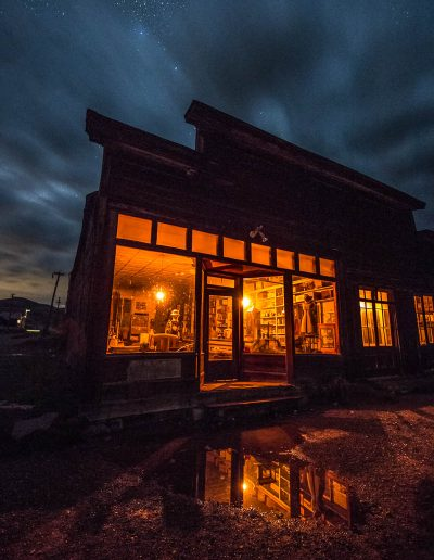 General Store, Bodie SHP