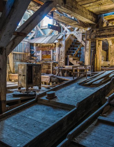 Mill Interior, Bodie SHP